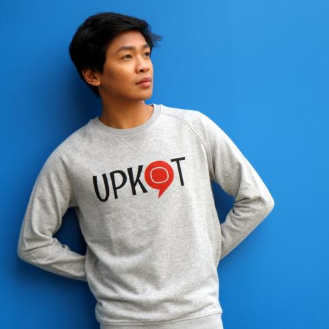 UPKOT LEGEND SWEATER / F&M